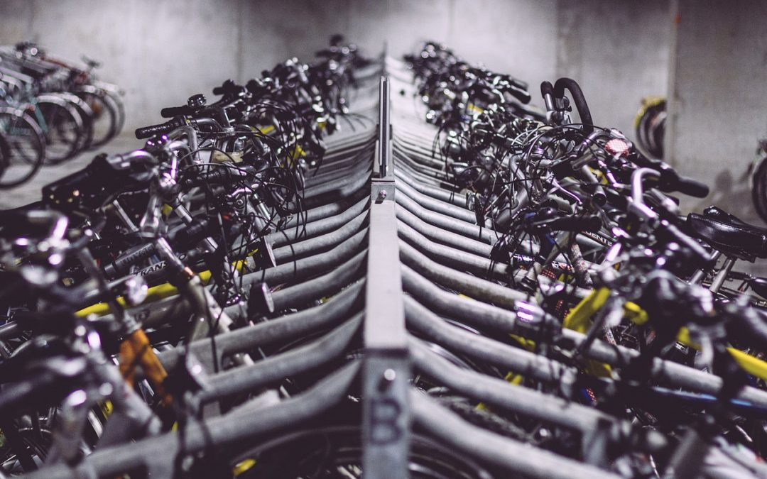 Overcoming the Bike Rack Effect