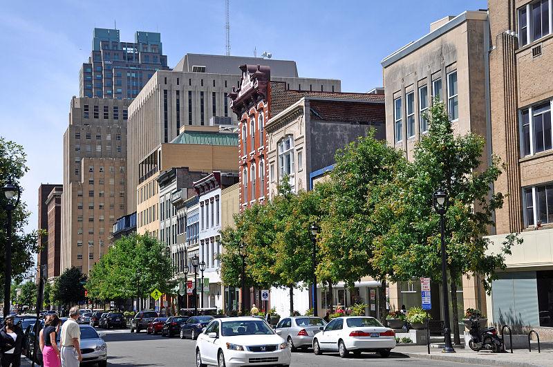 Special Obligation Bonds for Downtown Development