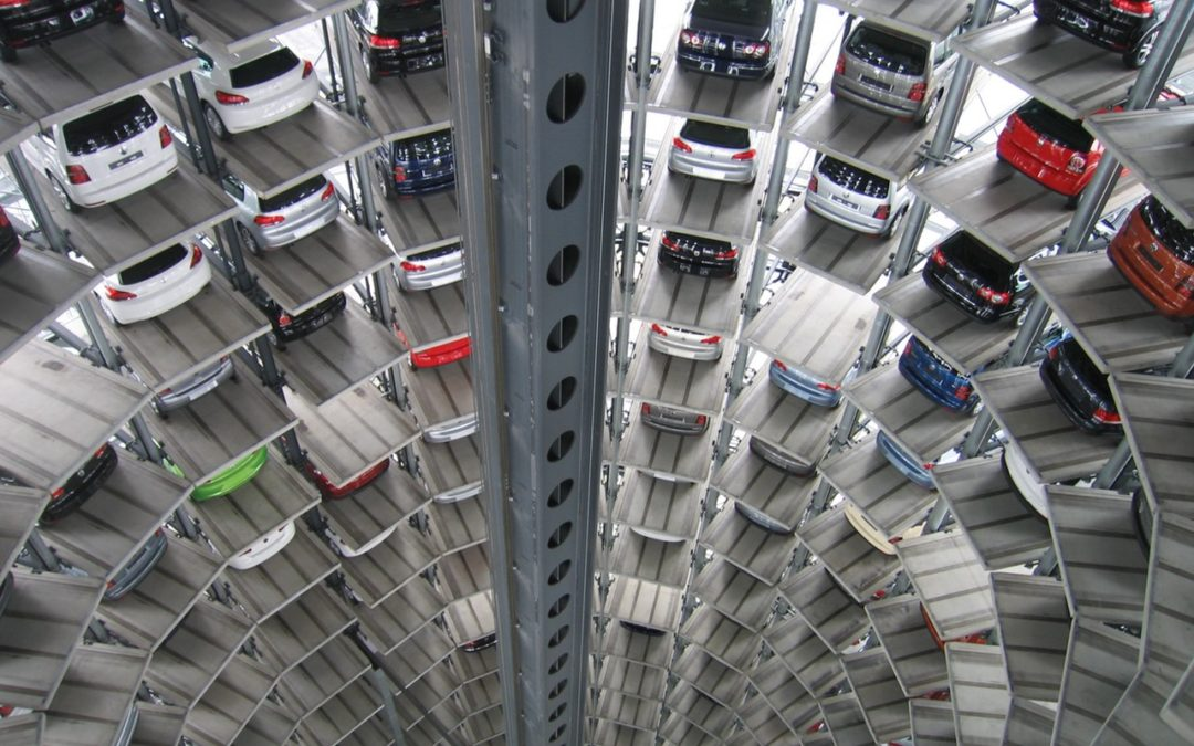 Financing alternatives for parking facilities