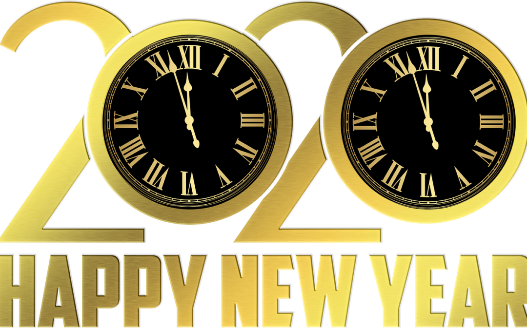 Happy New Year!  Annual reminders for debt planning and management